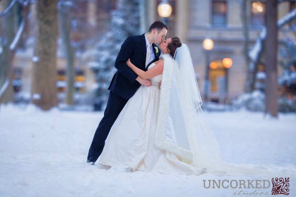 Philadelphia Wedding in the Winter