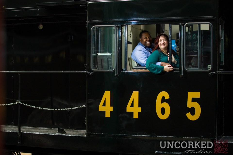 Railroad Engagement