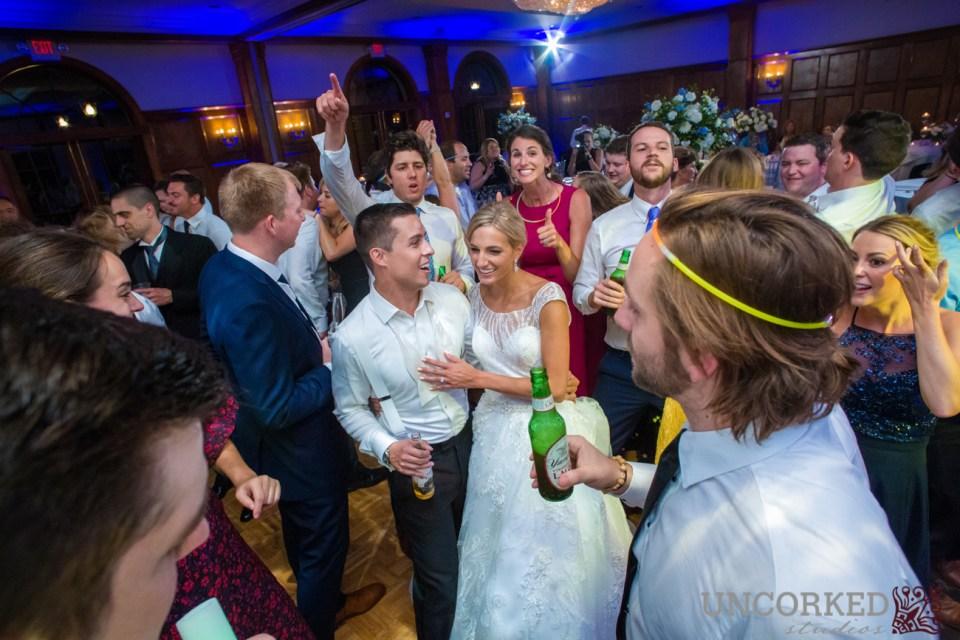 Skytop Lodge Wedding Reception