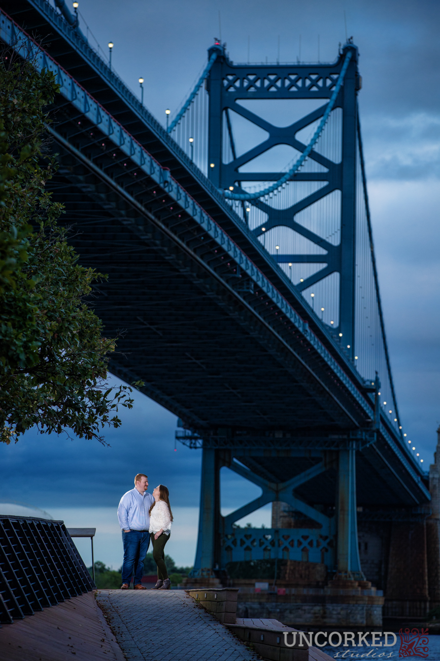 Race Street Pier engagement - © 2018 Uncorked Studios, LLC - Destination & Philadelphia Pennsylvania Wedding Photographer - Photography for Awesome Couples - www.uncorkedstudios.me