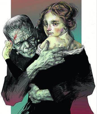 Aquest mes llegim: Frankenstein o el modern Prometeu de Mary Shelley
