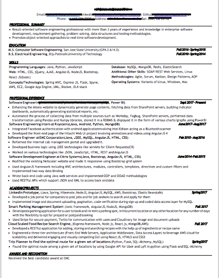 How Much Does a Resume\'s Format Matter? (With Examples)