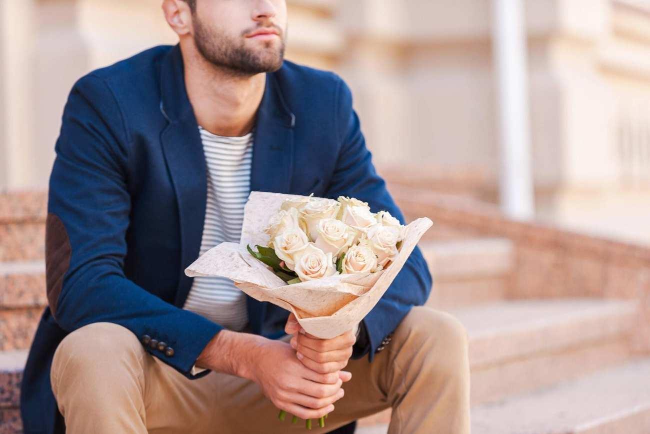 Flores para homens