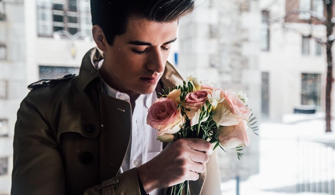 surpresa romântica