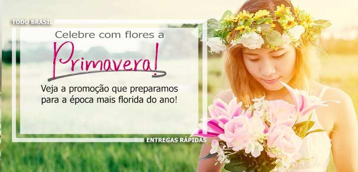 Primavera com Flores