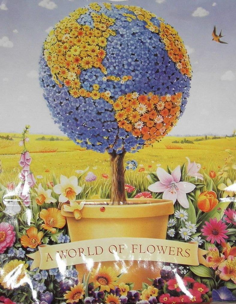 Flores na ciência