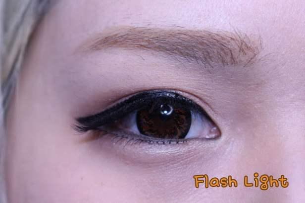 machiato eyes