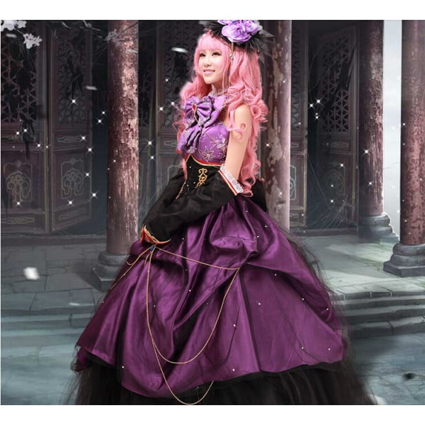 Megurine cosplay costume