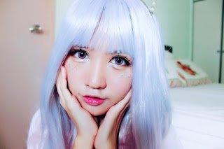 Lolita Wig BW