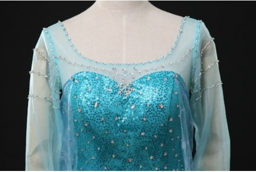 Elsa Costume bodice