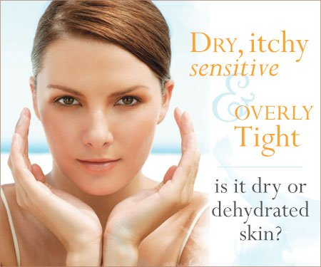 treating dry skin with Korean skin care products