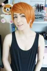 orange bob