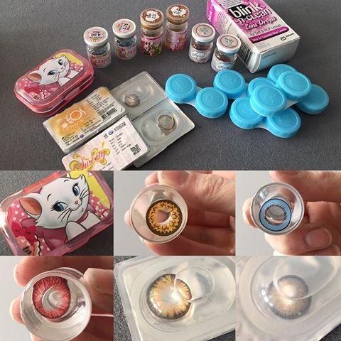 eye drops for contact lenses