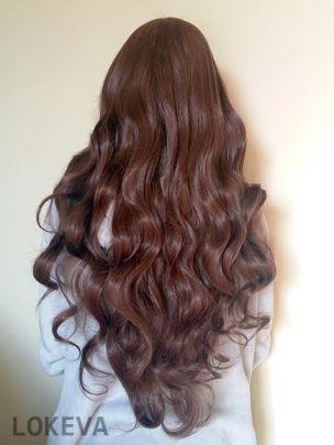 lolita wig Y back