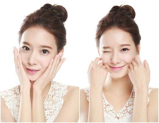 Korean skin care cleansing routine