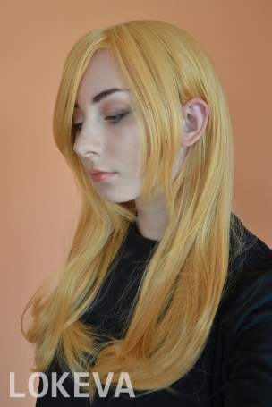 Krista Lenz Synthetic Wig