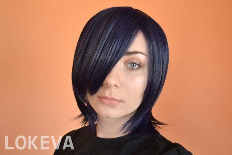 Touka Cosplay Wig