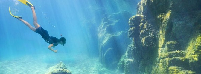 Scotland's First Snorkel Trail