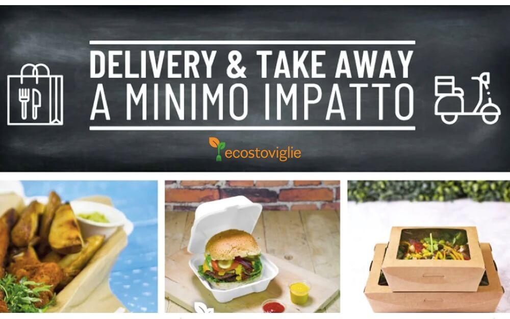 minimo impatto packaging ecosostenibile