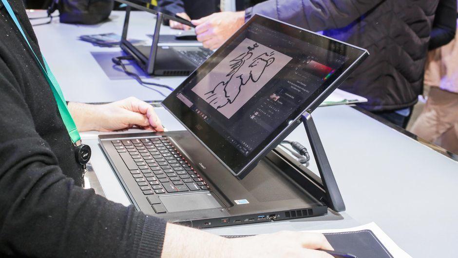 Lini Laptop Terbaru dari Acer untuk Pangsa Kreator