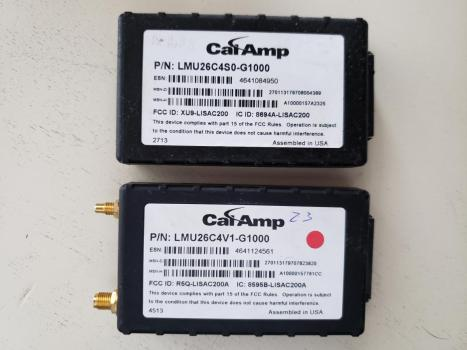 CalAmp 2600 Series devices