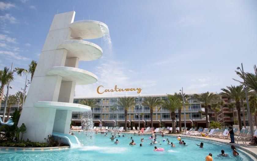 Universal's Cabana Bay Beach Resort - Piscina