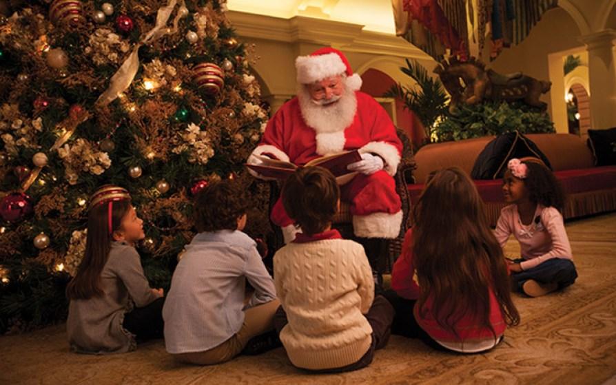 Holidays 2015, Loews Portofino Bay Hotel, on-site hotels