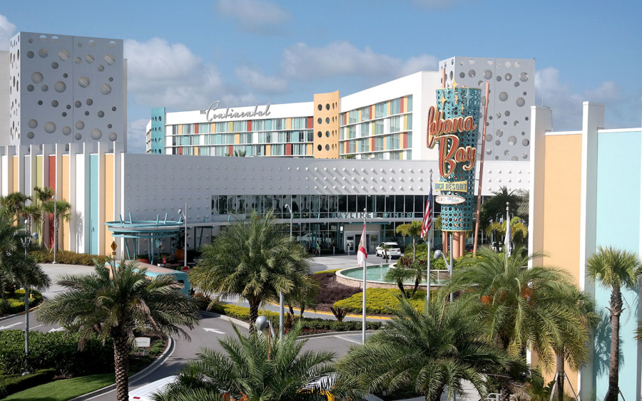 Top 5 Things For Families To Do At Universal's Cabana Bay Beach Resort