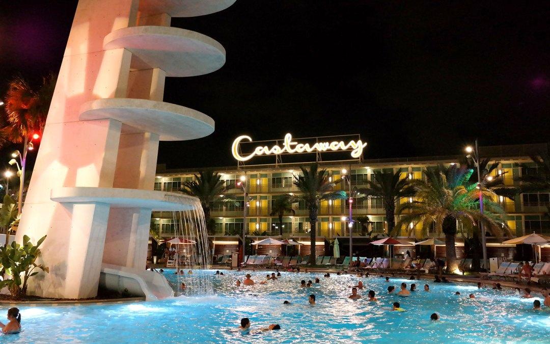CBBR Pool Night