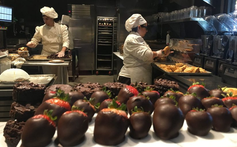 A Teen's Review of The Toothsome Chocolate Emporium & Savory Feast Kitchen