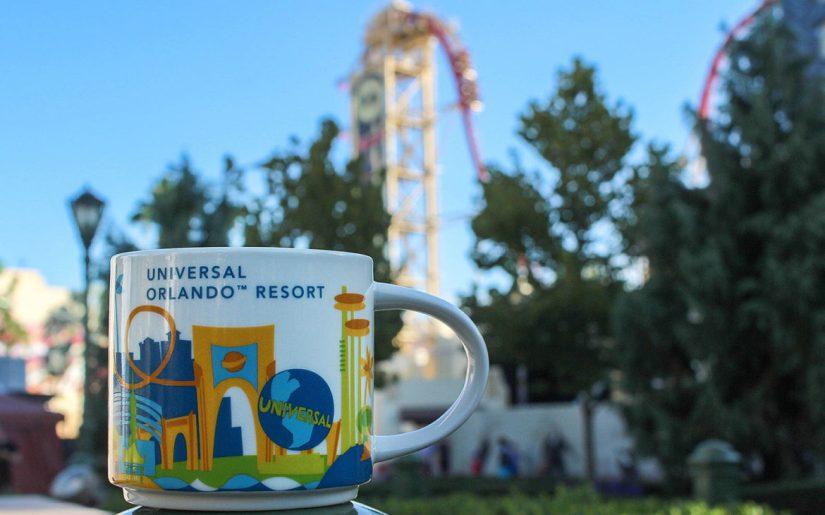 Exclusive Starbucks Mug is Now at Universal Orlando Resort