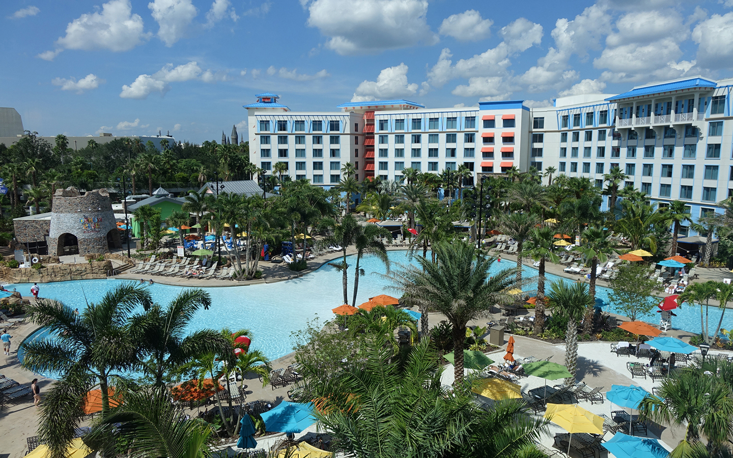 On-Site Hotels at Universal Orlando Resort