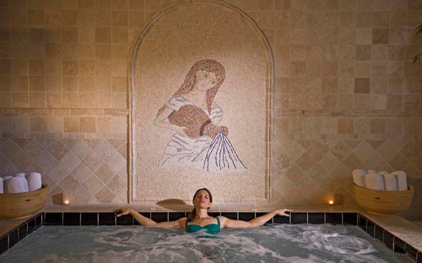 Mandara Spa en el Loews Portofino Bay Hotel