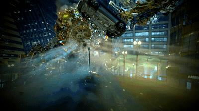 Transformers Experience at Universal Orlando Resort