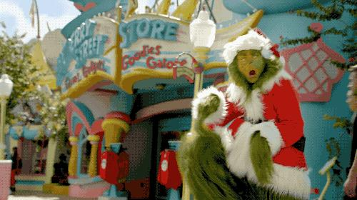 Grinchmas in Universal's Islands of Adventure