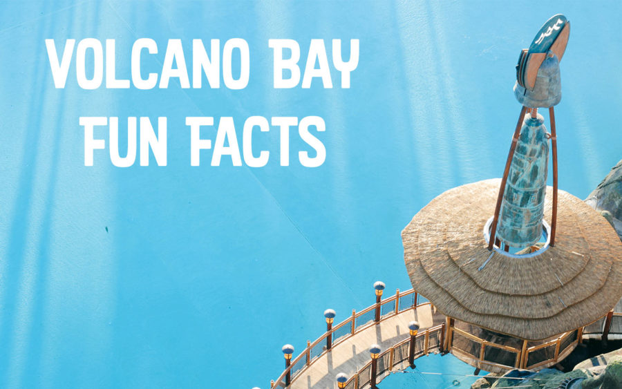 Universal's Volcano Bay Fun Facts