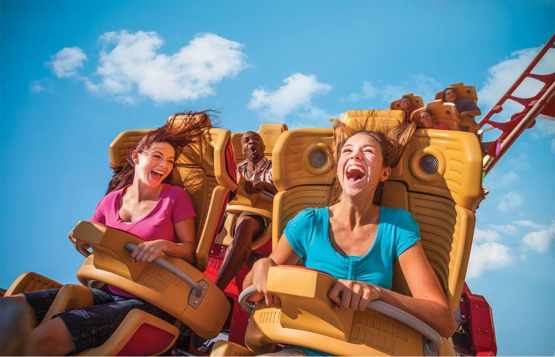 Hollywood Rip Ride Rockit at Universal Orlando
