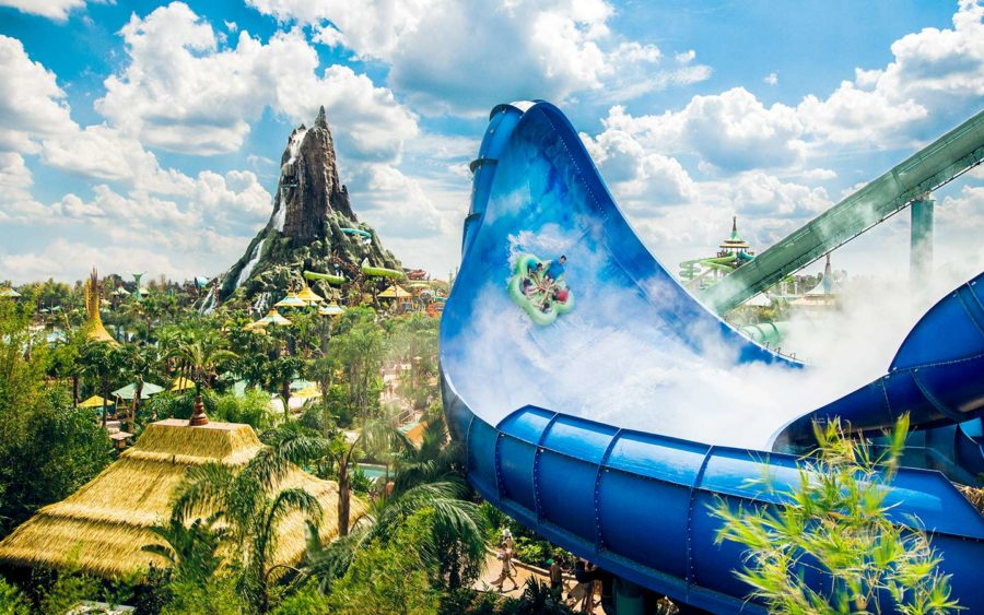 Universal's Volcano Bay_Honu of the Honu ika Moana™