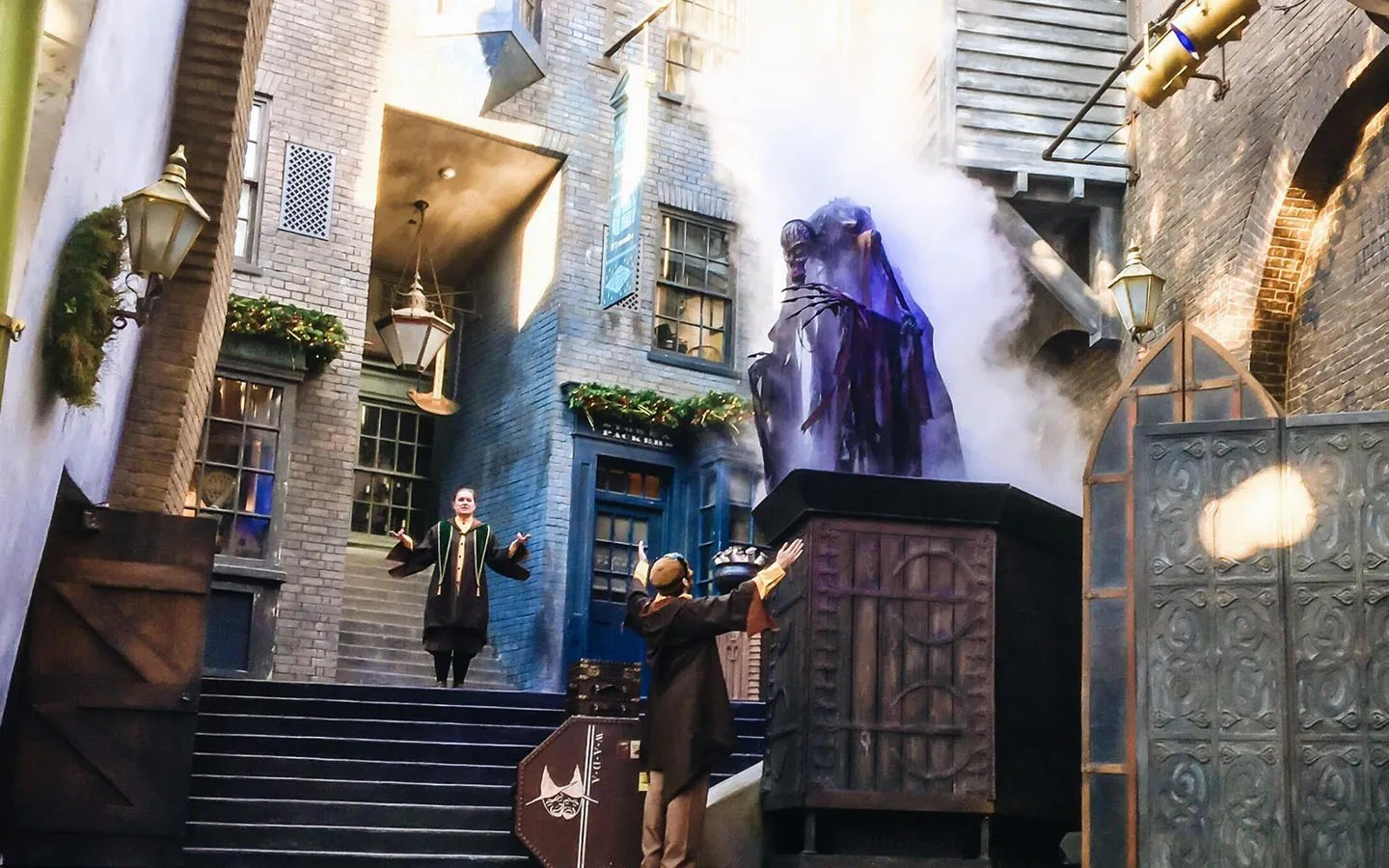 The Tales of Beedle the Bard at The Wizarding World of Harry Potter