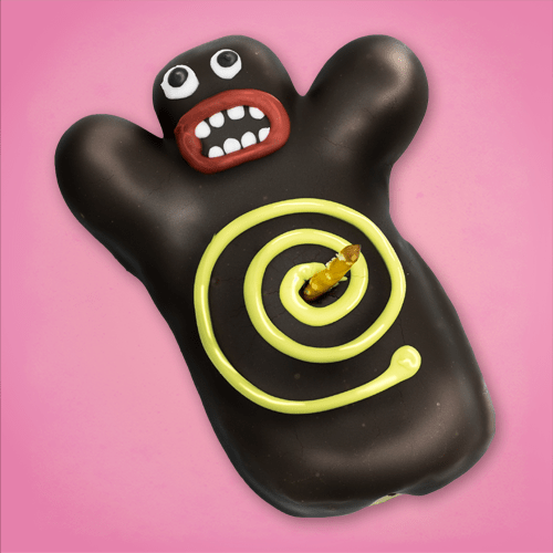 Voodoo Doll - Voodoo Doughnut at Universal CityWalk