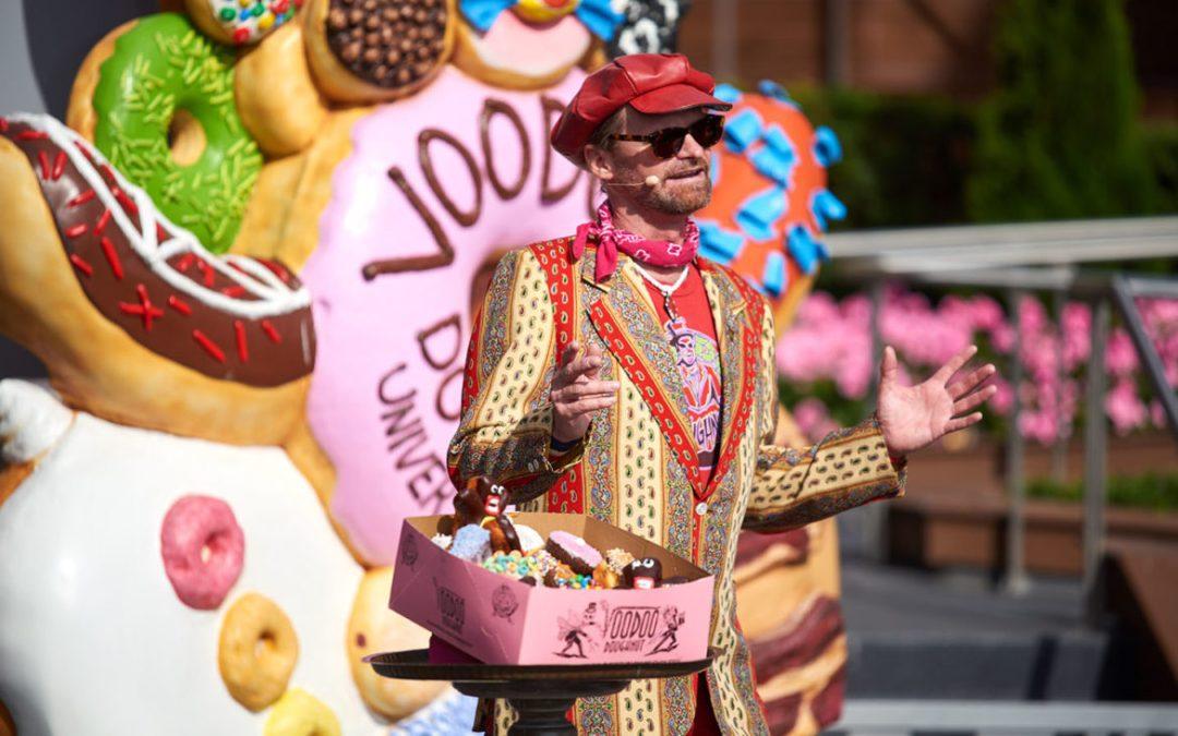 Voodoo Doughnut Founder Tres