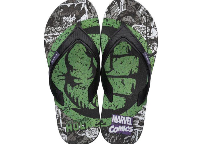 Hulk Rider Flip-Flops