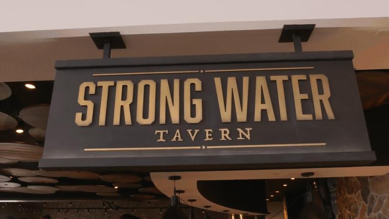 Strongwater Tavern at Loews Sapphire Falls Resort