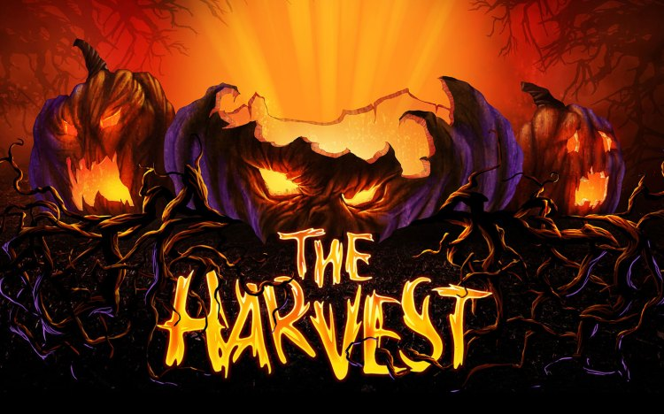 The Harvest HHN Scare Zone