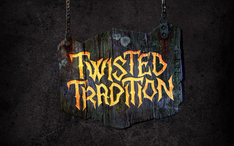 Twisted Tradition HHN Scare Zone