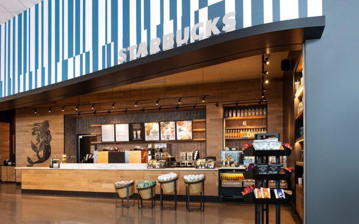 Universal's Aventura Hotel - Starbucks 2