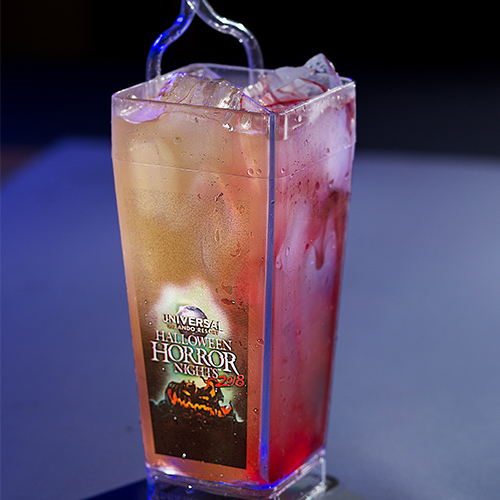 Gnarly Twist Drink - Halloween Horror Nights 2018