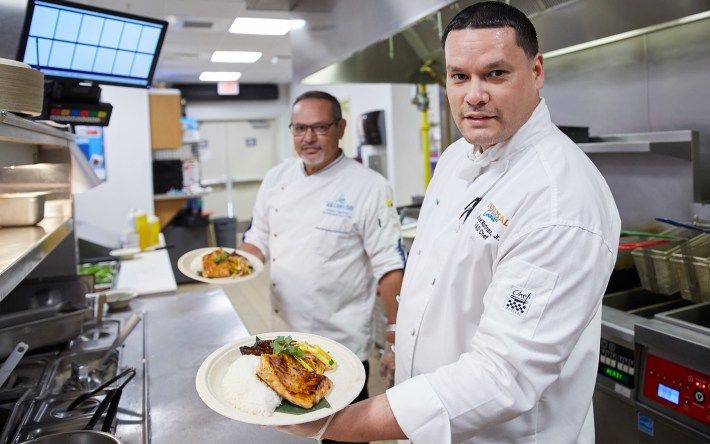 Hispanic Heritage Month with Father-Son Chef Duo