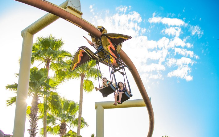 Pteranodon Flyers at Universal's Islands of Adventure