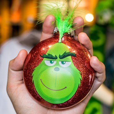 Grinch Ornament Available at Universal Orlando
